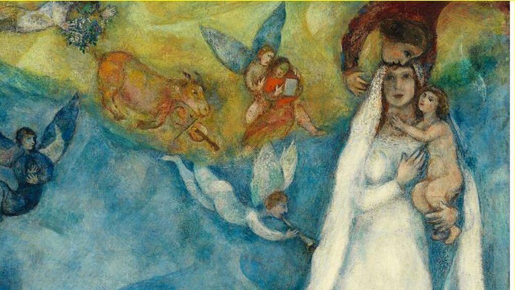 El Thyssen recuerda el exilio de Chagall, Mondrian y otros artistas en la docuwebArtistas migrantes / Redes de cultura