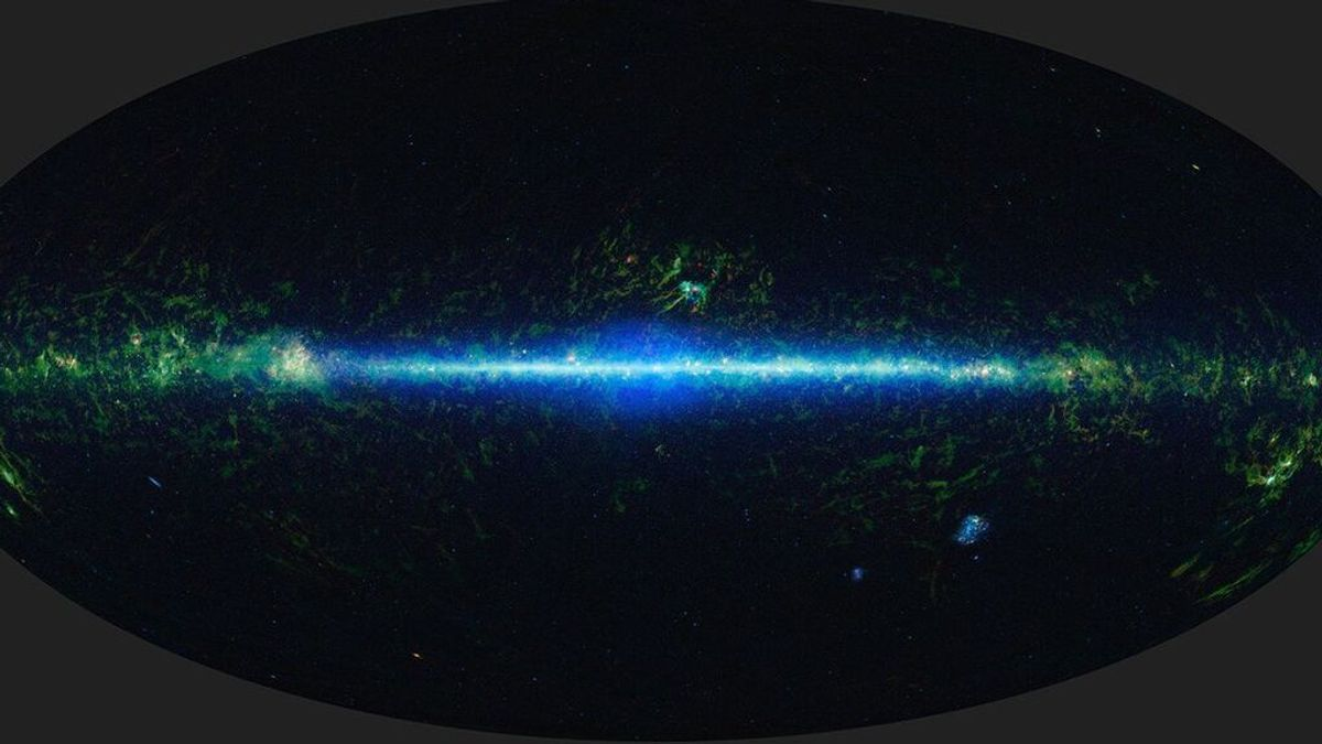Un descubrimiento accidental sugiere una población oculta de curiosos objetos cósmicos