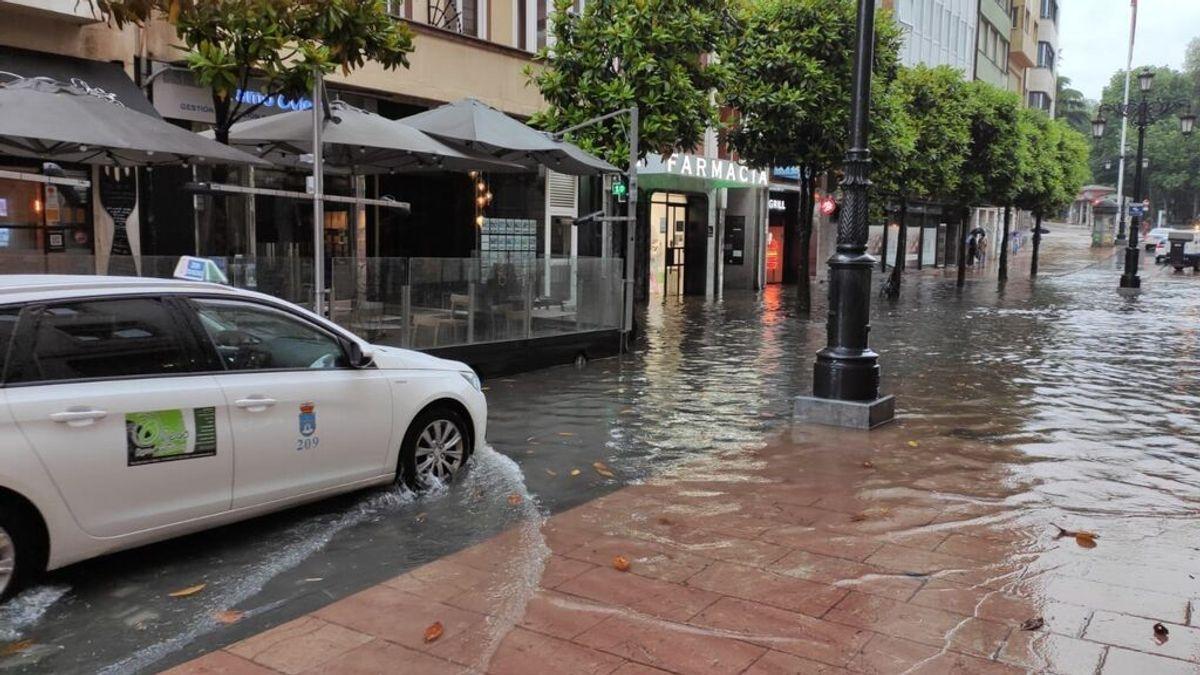 Lo que queda de la DANA: jueves de fuertes lluvias, alerta en Baleares y chubascos hasta el domingo