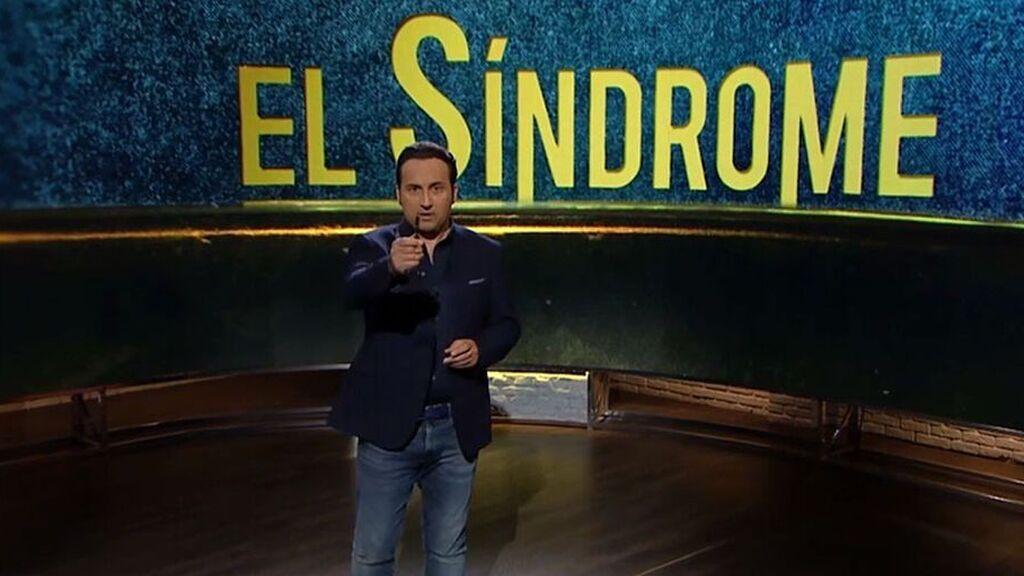 """Iker Jiménez: """"El documental 'El Síndrome' fue la raíz de nuestra investigación sobre el Covid"""""""