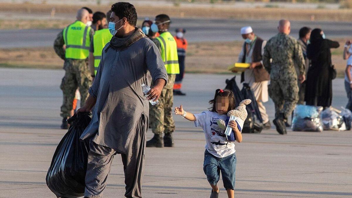 Un 'boina vede' en Kabul: lo más duro, no lograr evacuar a algunas familias