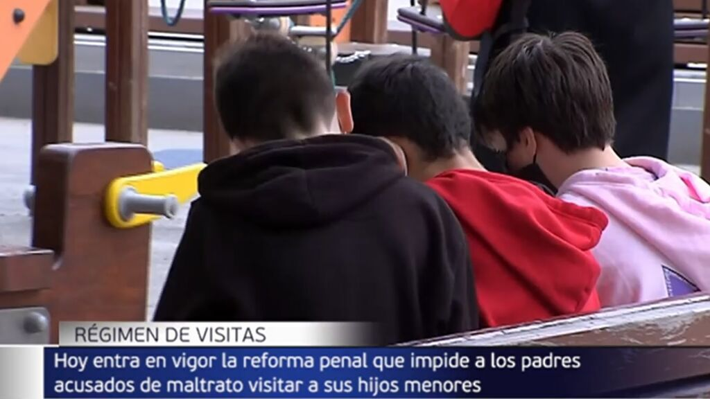 Lucha contra la violencia vicaria: los padres acusados de maltrato ya no podrán visitar a sus hijos menores