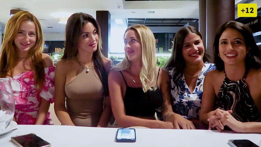 Mayka Rivera y sus compañeras de la isla confiesan lo que realmente opinan las unas de las otras (1/2)