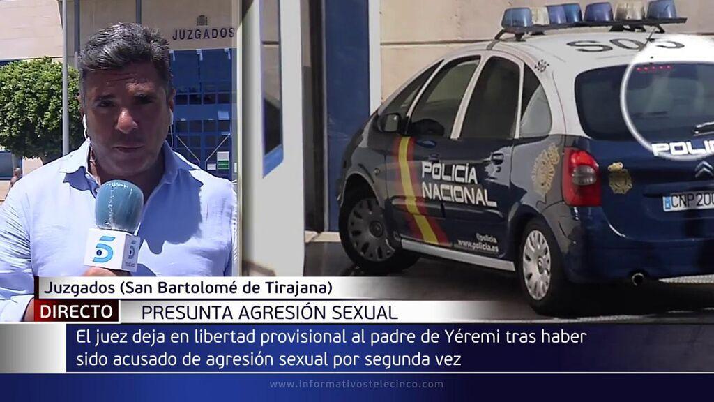 Juan Francisco Vargas, de nuevo en libertad con cargos y orden de alejamiento