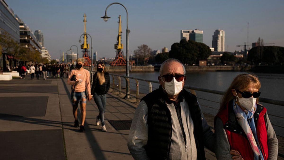 Los enfermos de covid no podrán votar en Buenos Aires en las elecciones primarias del 12 de septiembre