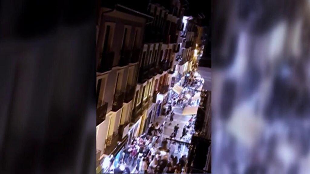 La nueva peligrosa tradición de los jueves en Pamplona