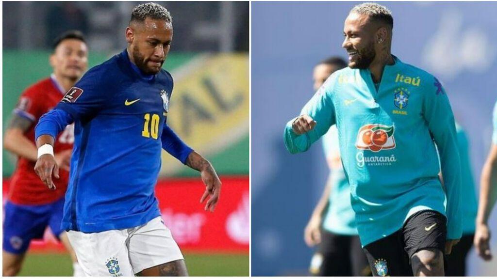 """Neymar se ríe de las críticas por estar pasado de peso: """"La camiseta era talla grande"""""""