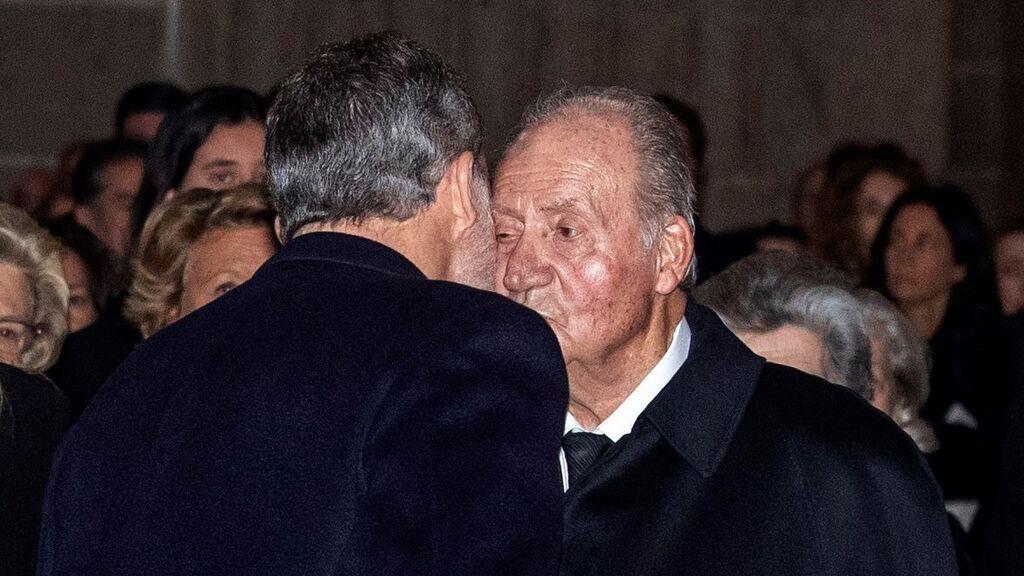 """La Casa Real """"colaborará"""" con Hacienda y le dará la información que reclama sobre los pagos a Juan Carlos I"""