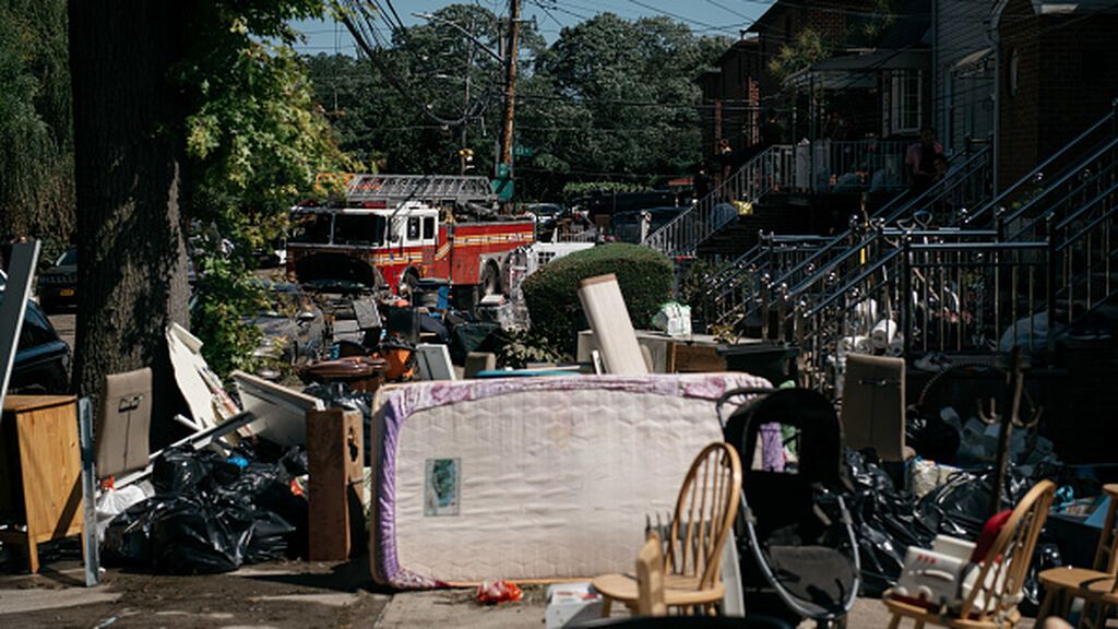 El huracán IDA deja ya 46 muertos y destrozos millonarios en varias ciudades