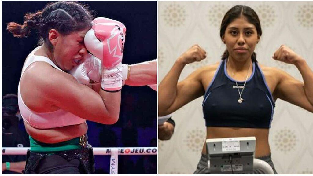 Muere Jeanette Zacarías, boxeadora de 18 años, por las lesiones sufridas en su última pelea