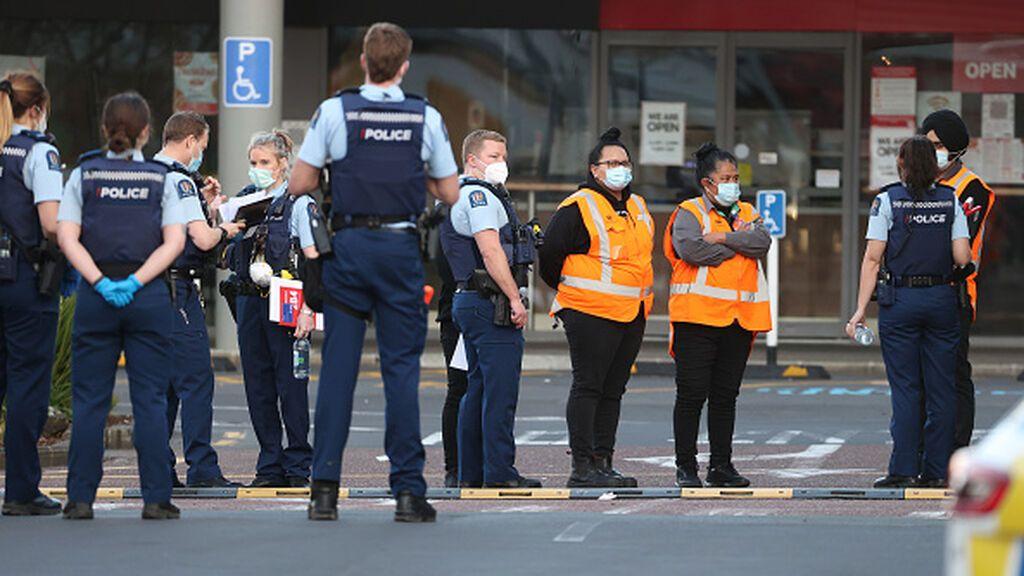 Seis heridos en un ataque de un simpatizante del ISIS en Nueva Zelanda