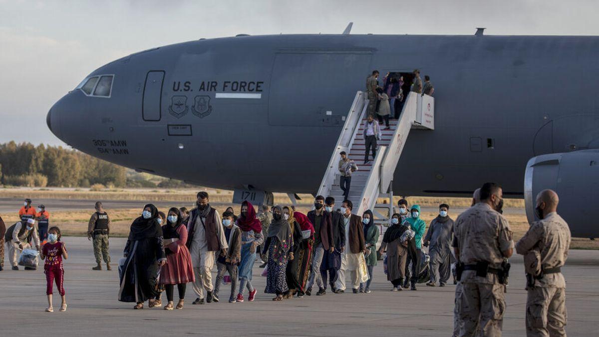 Una niña afgana de 9 años muere al llegar a Estados Unidos tras ser evacuada
