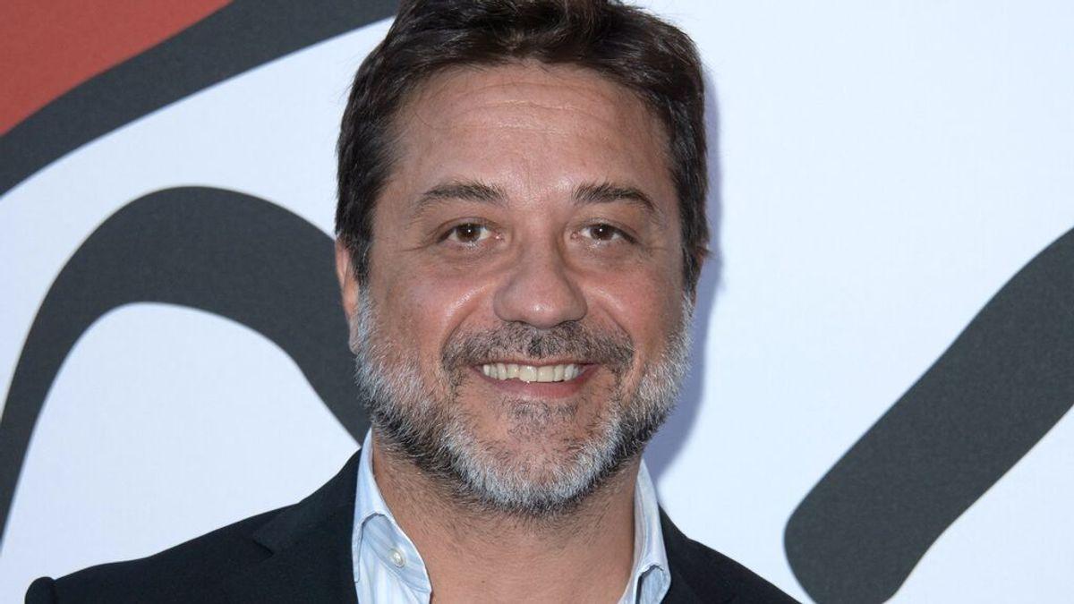 Enrique Arce, Arturo Román en 'La casa de papel' (Netflix)