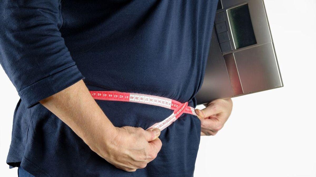 Las personas de 18 a 34 años son el grupo de edad más propenso a aumentar de peso