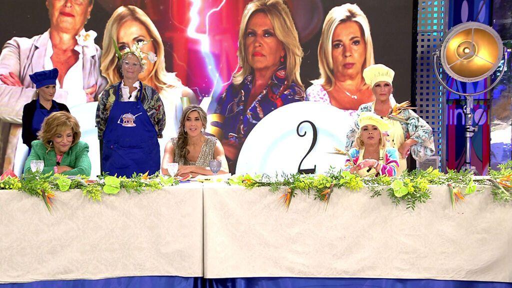 La gran final La última cena Temporada 2 Programa 17