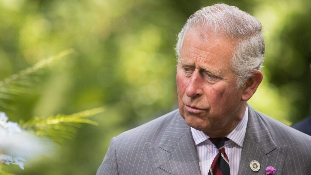 El príncipe Carlos de Inglaterra, en foto de archivo