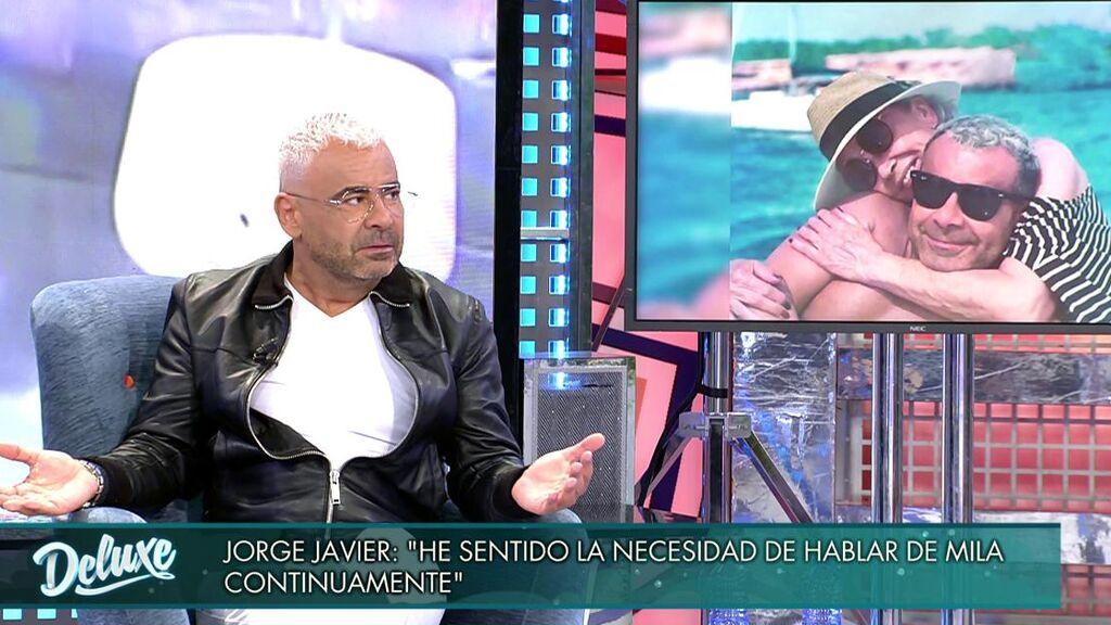 Jorge Javier Vázquez habla de Mila Ximénez