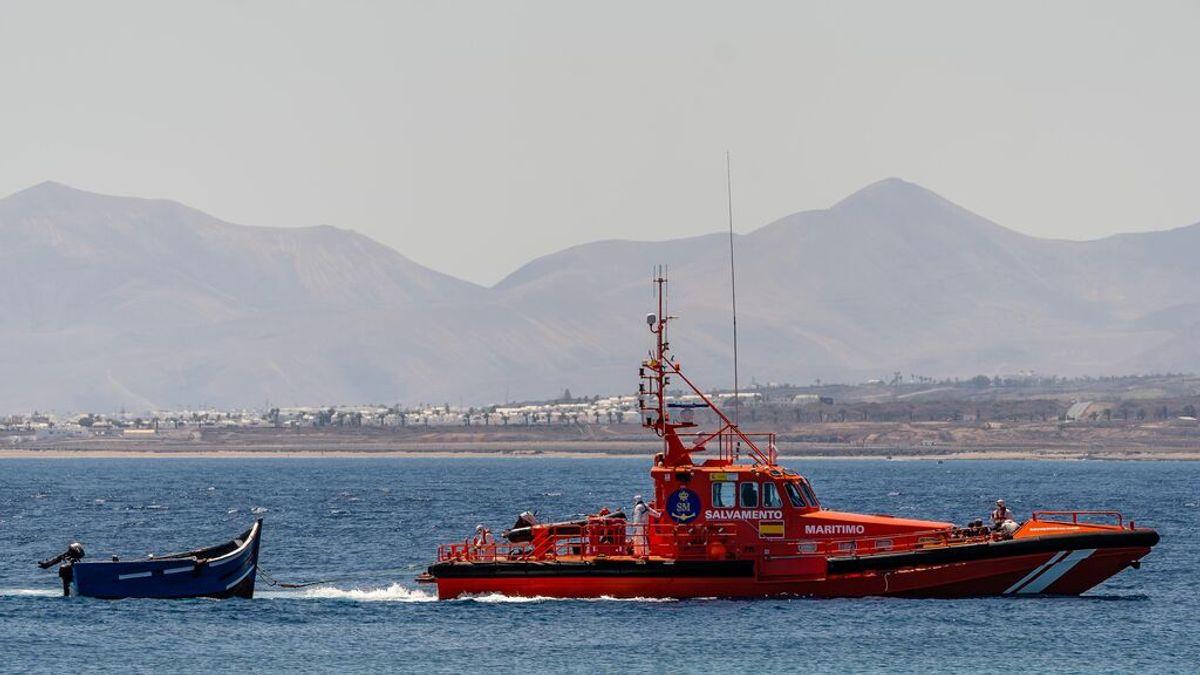 Rescatados más de un centenar de magrebíes cuando intentaban alcanzar las costas de Cádiz y Almería