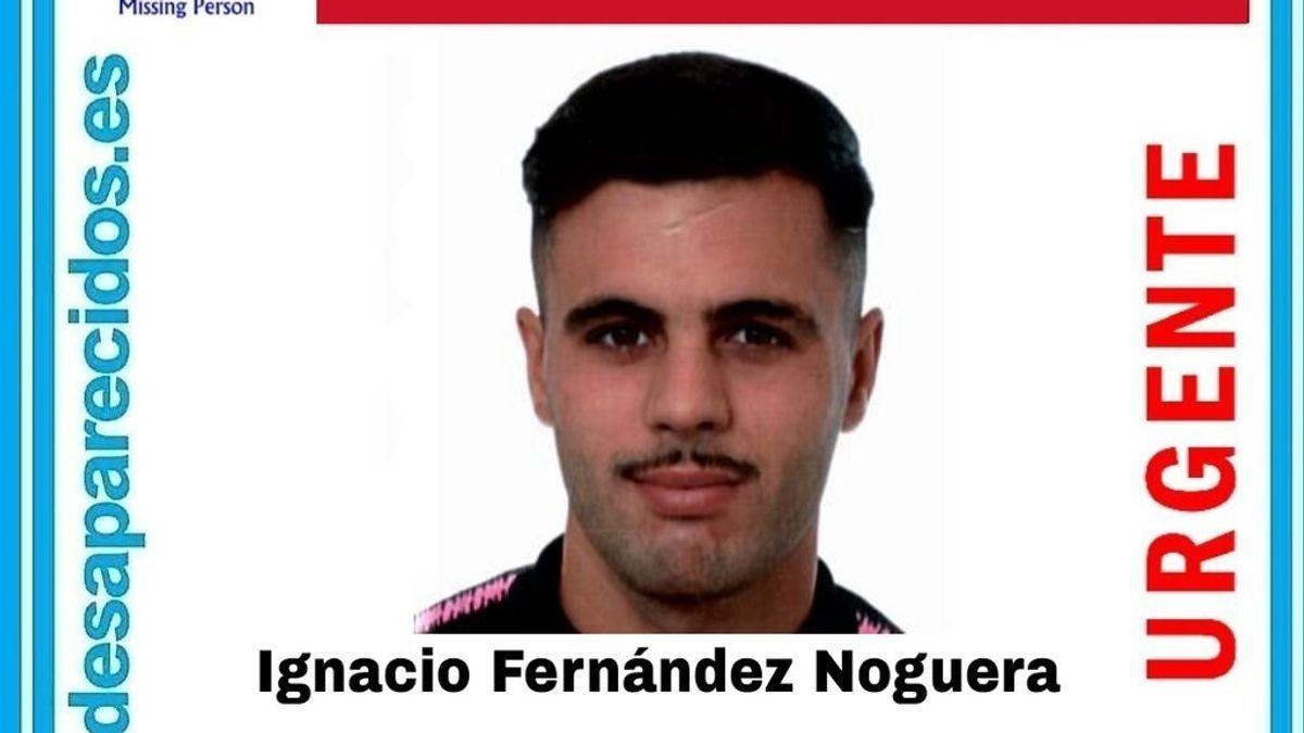 Siguen buscando a Ignacio Fernández Noguera: desapareció en Granada hace 12 días