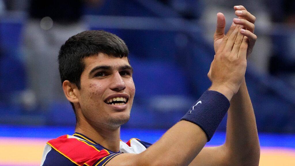 """El mundo del deporte se rinde a Carlos Alcaraz: """"He quedado maravillado"""""""