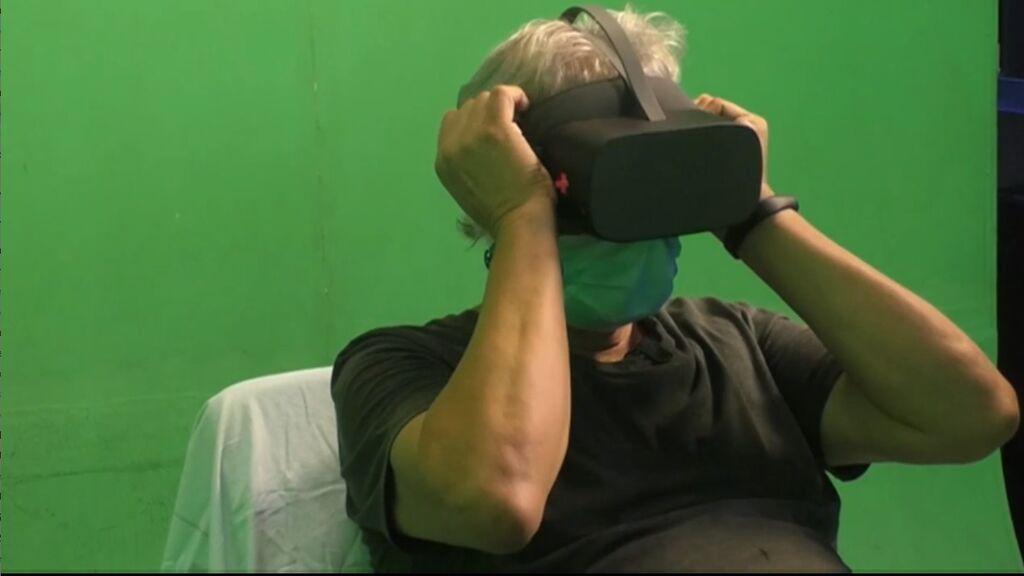 Realidad virtual para entender mejor el drama del coronavirus: vivir desde dentro el duro ingreso hospitalario