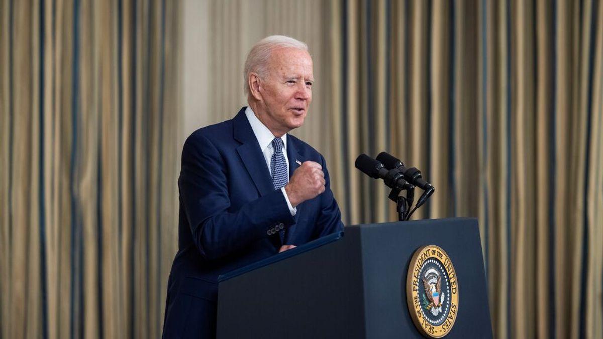 """Joe Biden quiere acabar con el despliegue de tropas para 'rehacer' países: """"Se trata de terminar una era"""""""