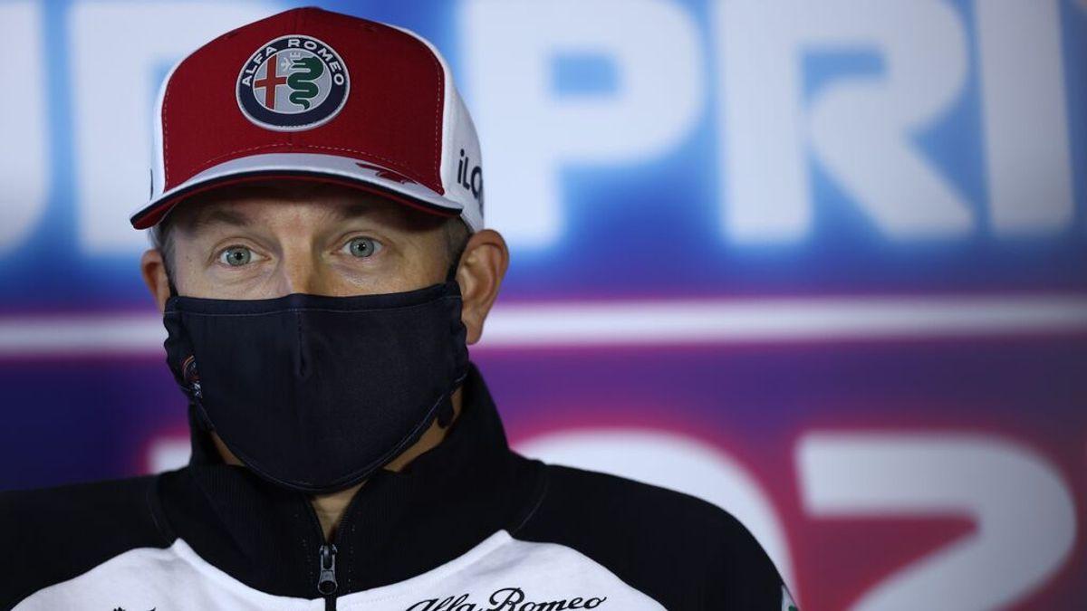 Kimi Raikkonen da positivo por coronavirus y Kubica será su sustituto en el Gran Premio de Países Bajos