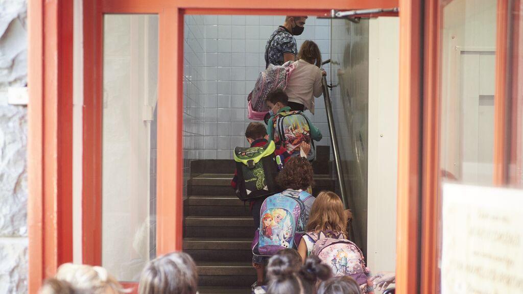 Las claves del tercer curso escolar en pandemia: el 39,4% de escolares están vacunados