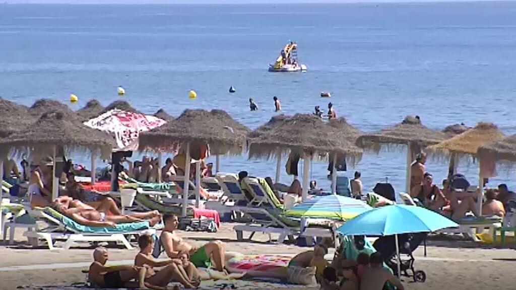 La ocupación hotelera en la Costa del Sol empieza en septiembre por encima del 70 por ciento