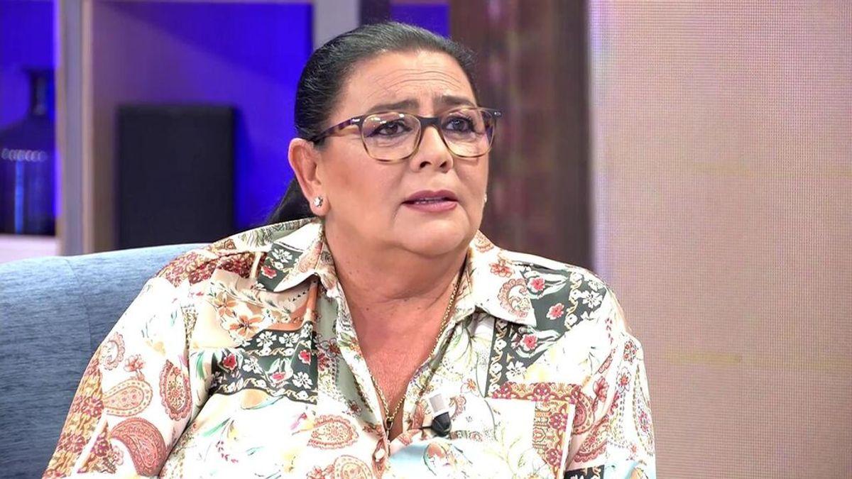 María del Monte se moja sobre la herencia envenenada de Isabel Pantoja y manda un mensaje a Kiko Rivera