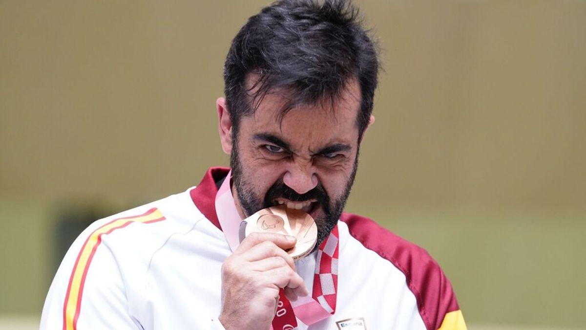 El bronce de Juan Antonio Saavedra cierra los Paralímpicos de Tokio 2020 con 36 medallas para España