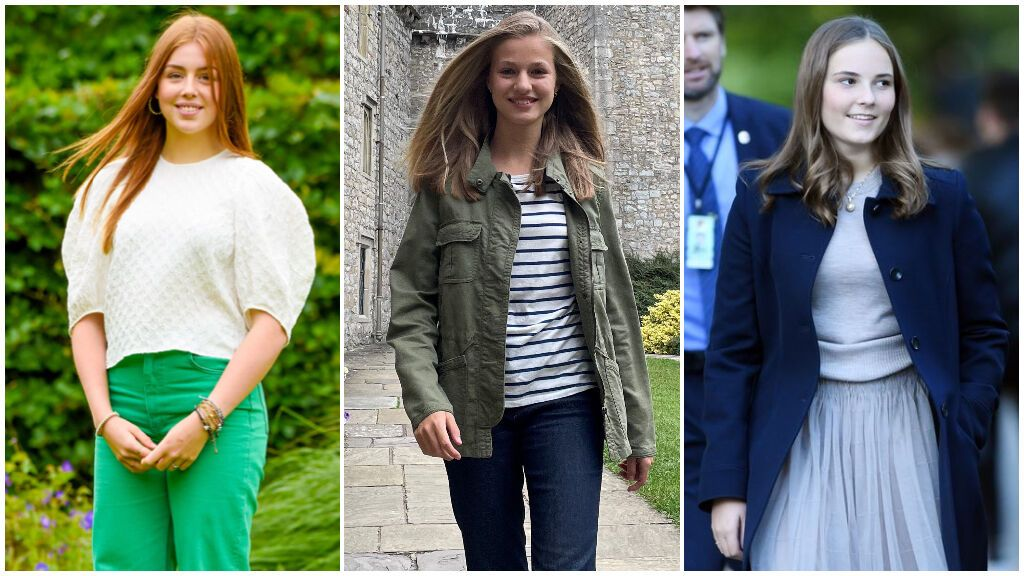 ¿Qué estudian los hijos de las casas reales europeas? Leonor no es la única matriculada en un centro exclusivo y privado.