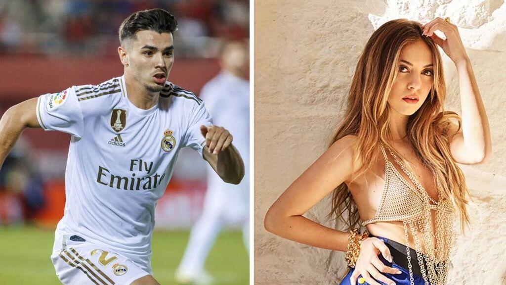 Promesa del fútbol, qui y discreto. Así es Brahím Díaz, el novio de Ana Mena