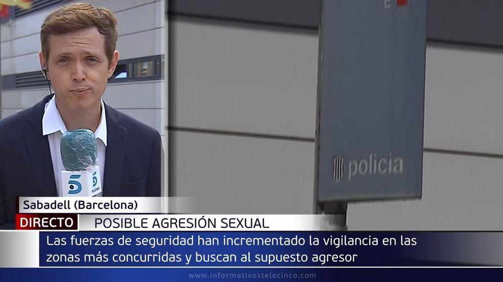 Refuerzan la vigilancia policial en Sabadell tras la violación a una menor en las fiestas: buscan al agresor
