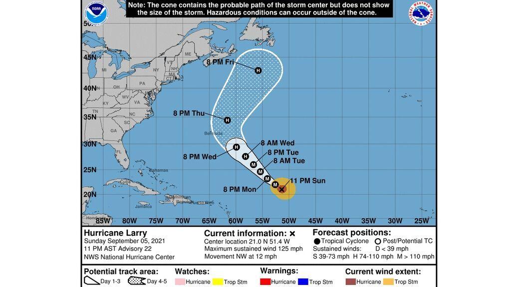 nhc hurricane