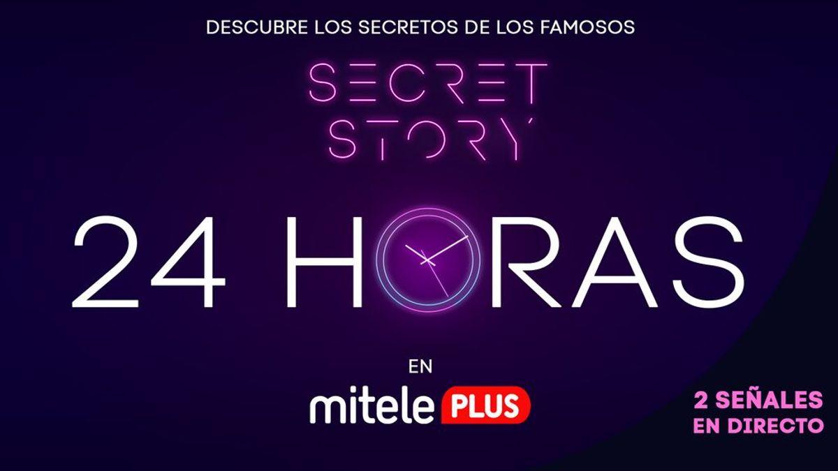 Cómo ver 'Secret story' en Telecinco.es, Mitele y Mitele PLUS