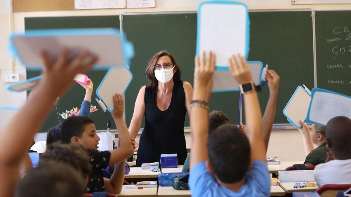 Las medidas seguridad se mantienen en la vuelta al cole para 8 millones de alumnos