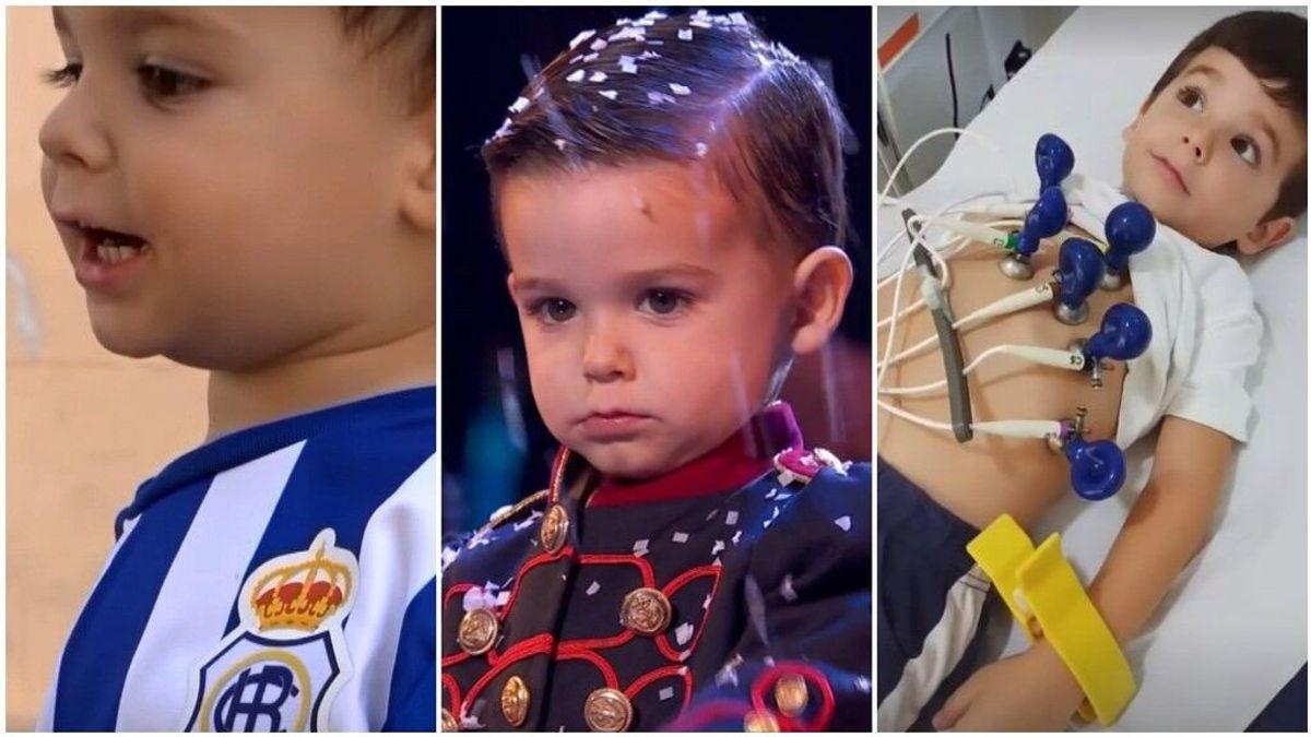 """Hugo Molina, ganador de Got Talent, se pasa al fútbol: """"Ha pasado reconocimiento médico con el club"""""""