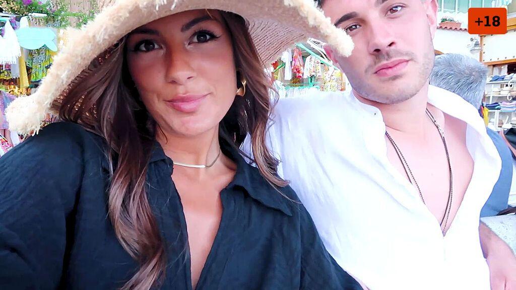 Melyssa Pinto nos presenta a Sergi durante sus vacaciones en Positano (1/2)