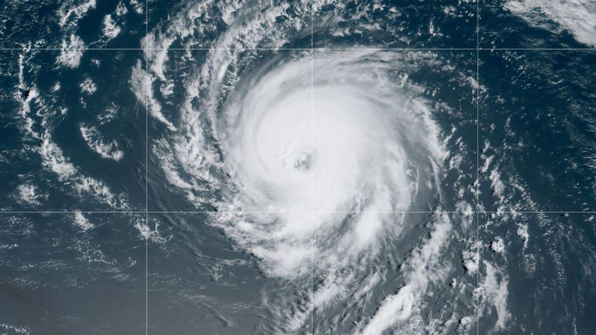 El monstruoso huracán Larry amenaza con fuertes tormentas: estas son las zonas a las que podrá llegar