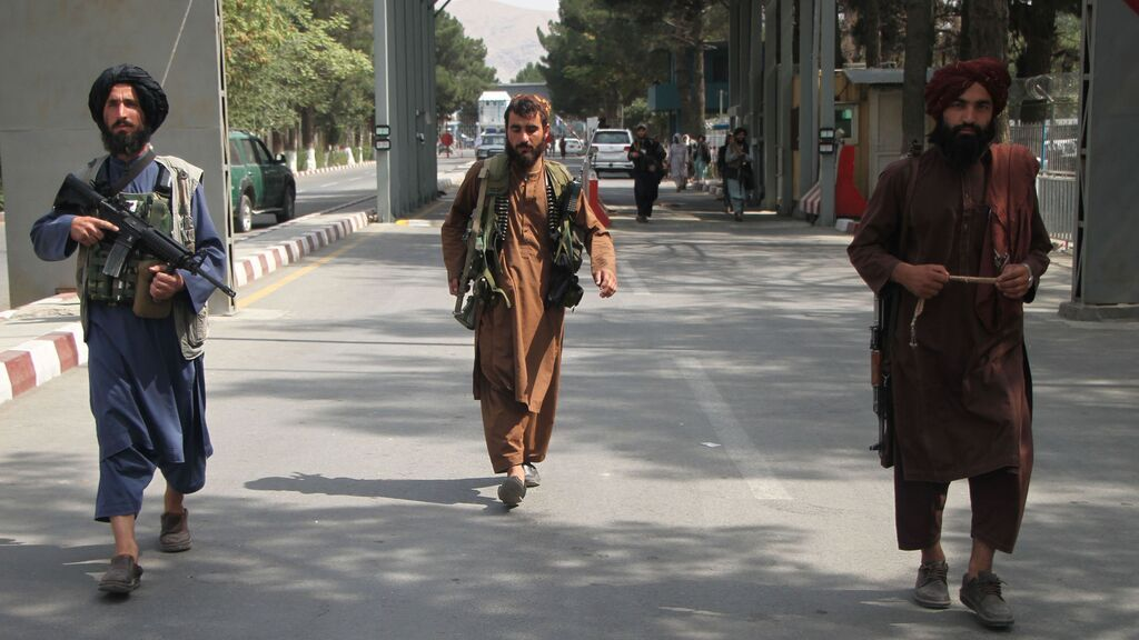 Los talibán aseguran a la ONU la seguridad del personal humanitario