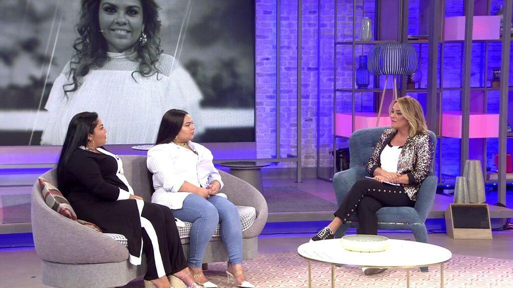 Toñi Moreno entrevista a Saray Montoya y su hija Naiara