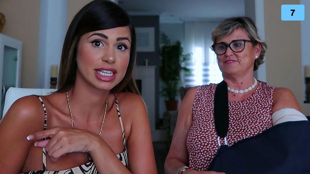 Marina Ruiz se va de boda y alucina con la actitud de Hugo Paz con su familia (1/2)