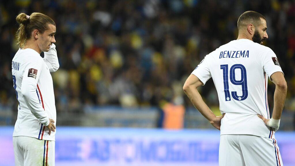 Francia - Finlandia: el duelo para la clasificación del Mundial de Catar, el martes 7 de septiembre, a las 20.45h en Be Mad y mitele.es