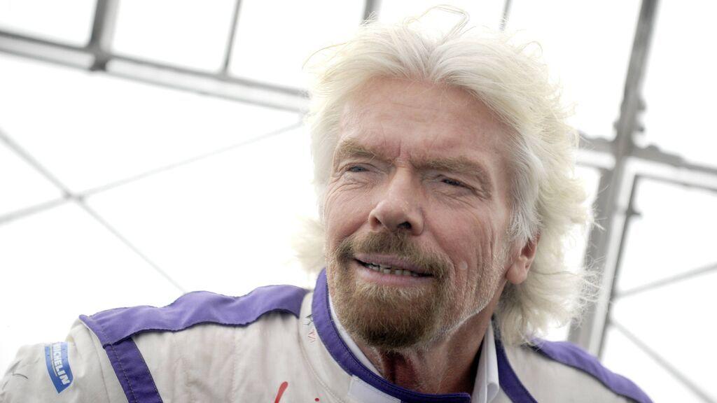 El consejo de Richard Branson para superar las dudas y tener más confianza en uno mismo