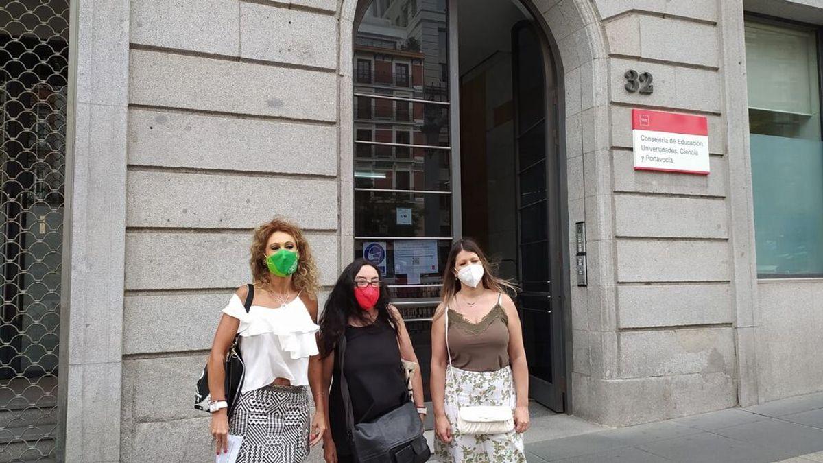 Comisiones Obreras impugna ante el TSJM la orden de Madrid que anula la obligatoriedad de 1,2 metros de distancia entre alumnos