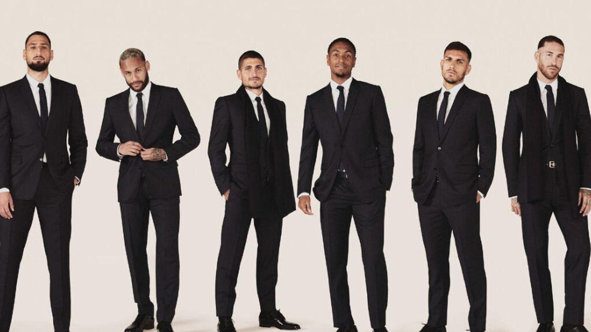 Dior vestirá a Messi, Neymar y a toda la plantilla del PSG durante los próximos dos años