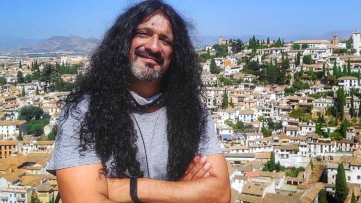 José Andrëa, exvocalista del grupo 'Mägo de Oz', se somete a una operación a vida o muerte