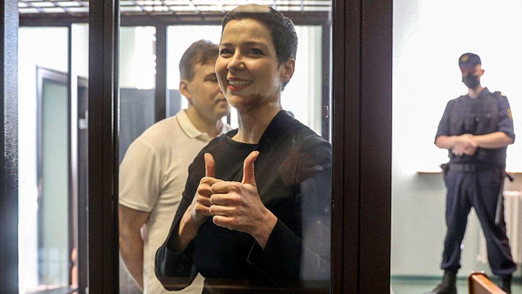 Bielorrusia: Maria Kolesnikova, figura de la oposición, condenada a 11 años de prisión