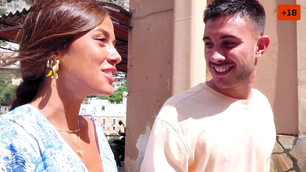 Melyssa Pinto nos presenta a Sergi durante sus vacaciones en Positano (2/2)